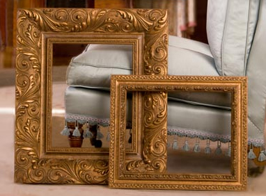 gold frames - Custom Photo Frames